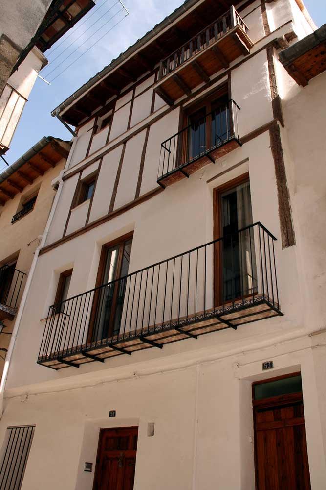 Situaci n casa rural vistes de morella for Oficina turismo morella